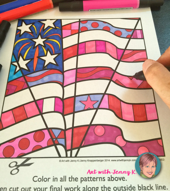 Veterans Day Art Projects