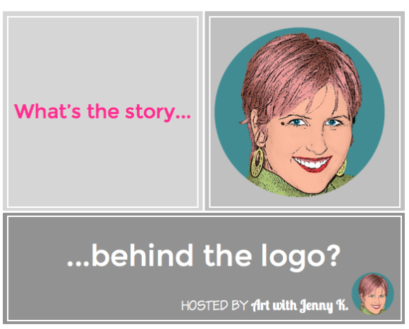 What's the Story Behind the Logo? - Art with Jenny K