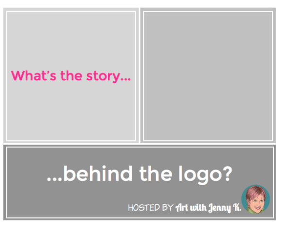 What is the story behind the logo's we see online?