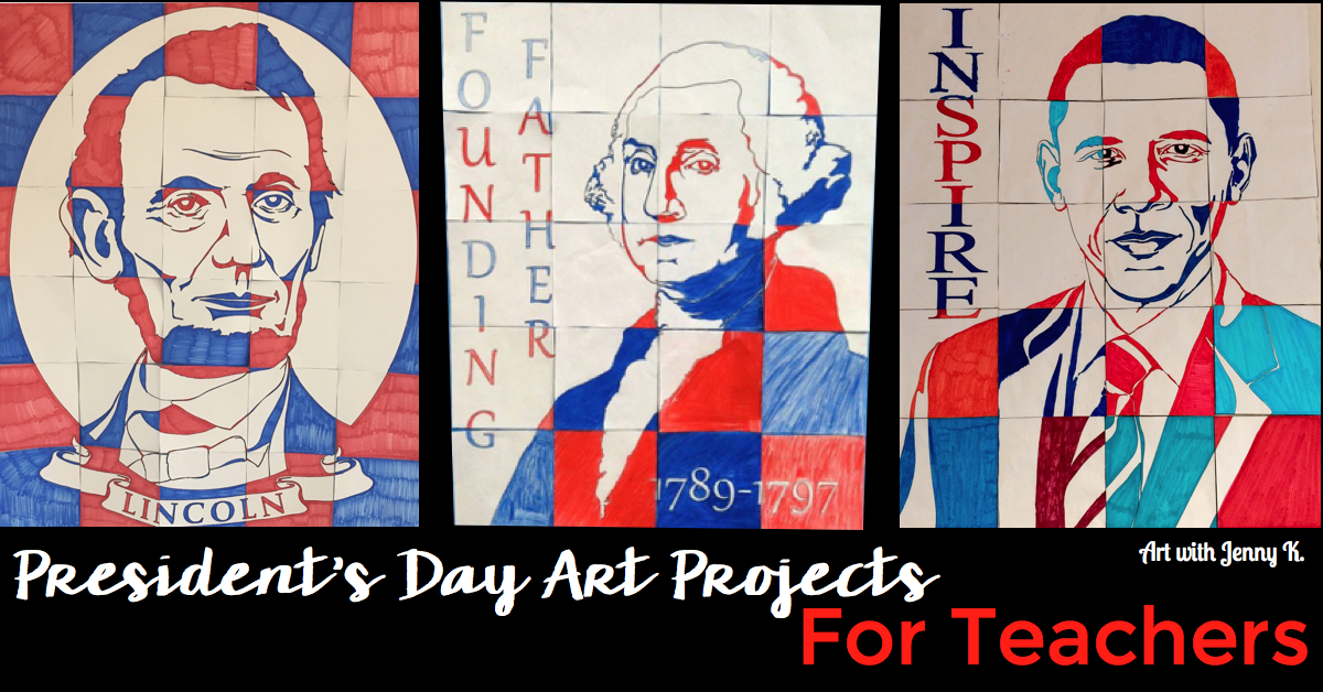 President S Day Art Projects