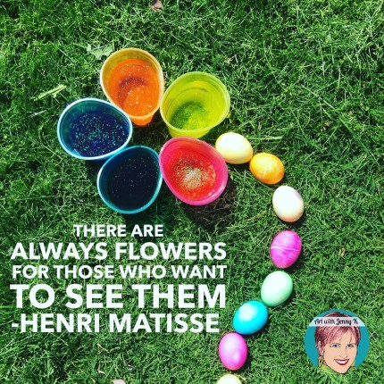 There are always flowers for those who want to see them - Henri Matisse