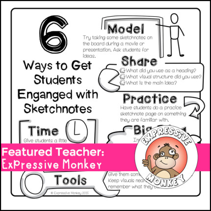 Expressive Monkey featured teacher image for website.026