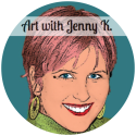 Art with Jenny K Logo