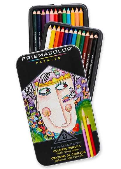 Prismacolor colored pencils make a great gift for teachers.
