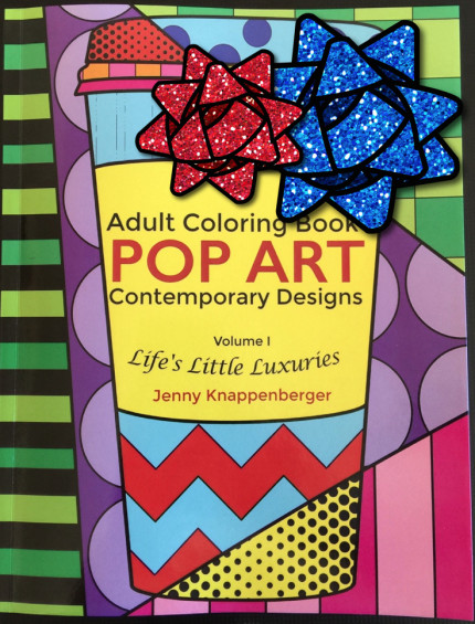 10 teacher gift ideas for the holidays. Adult Coloring books.
