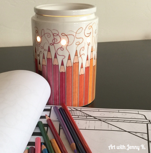 10 gift ideas for teachers - Scentsy burner!