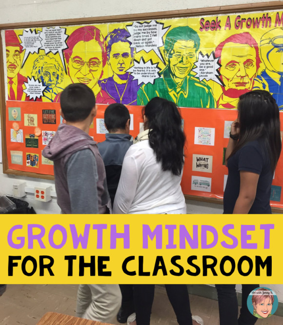 Growth Mindset for the classroom. Use this unique growth mindset collaboration poster to inspire your students and school community.