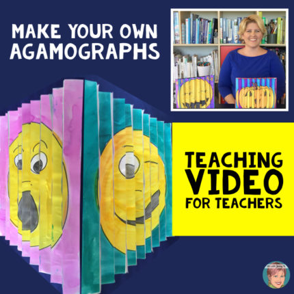 How to make your own agamographs.