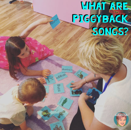 Using Piggyback Songs in the Classroom