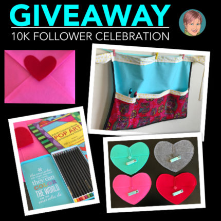 10K Follower Giveaway!