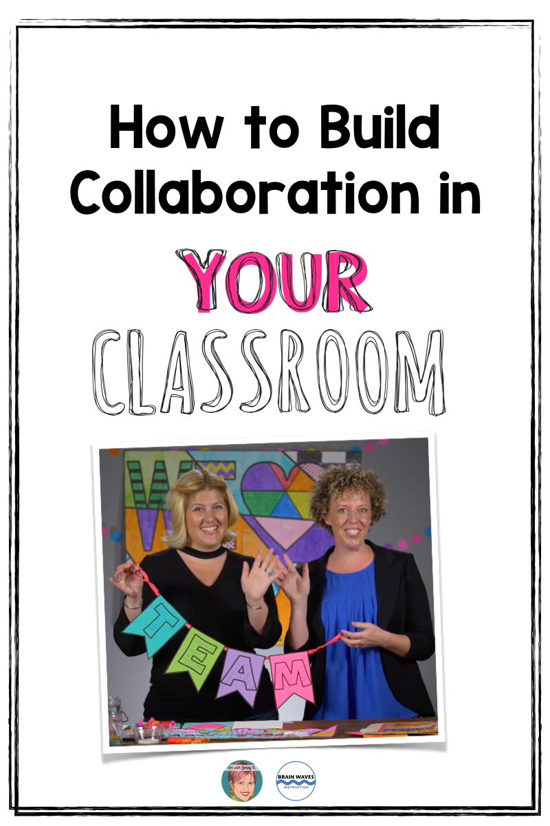 Collaborative In The Classroom ~ Collaboration in the classroom art with jenny k