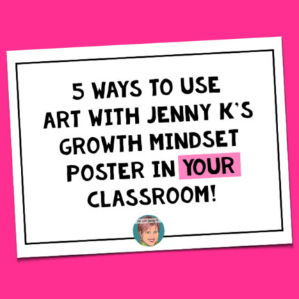 5 Ways to Use My Growth Mindset Collaboration Poster in YOUR Classroom!