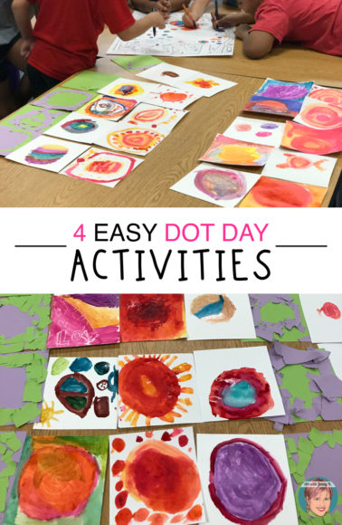 4 Easy Dot Day Activities