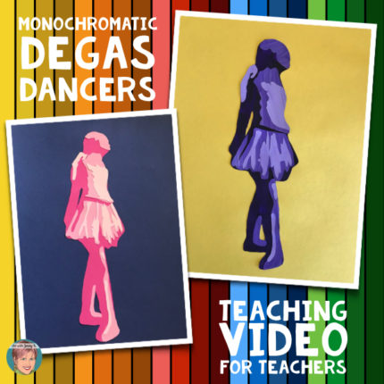 Free Degas video.
